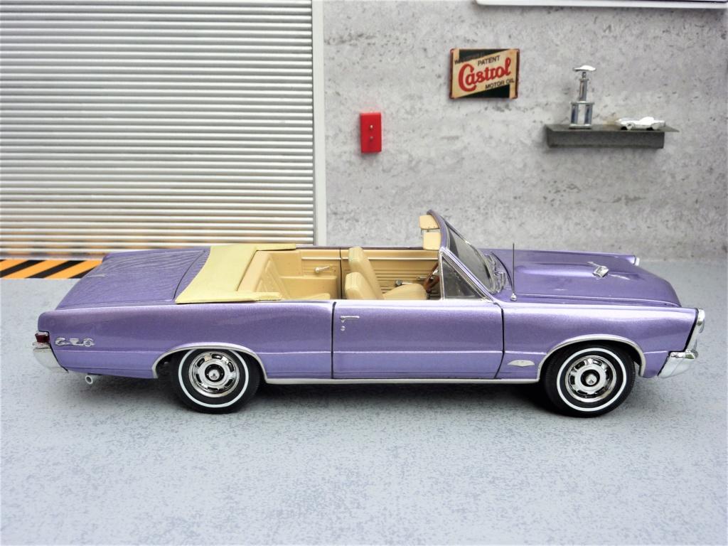 Pontiac gto 65 réstaurée  Photo619