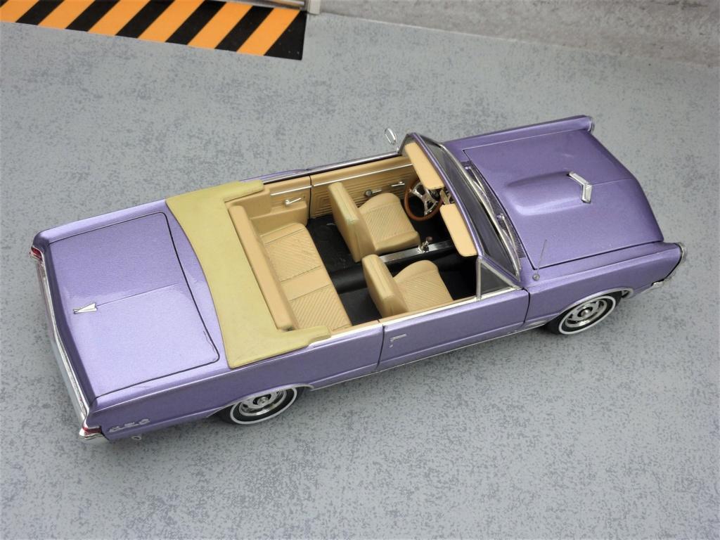 Pontiac gto 65 réstaurée  Photo620