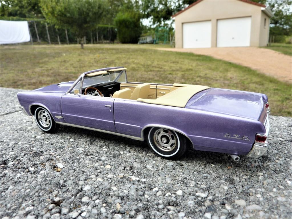 Pontiac gto 65 réstaurée  Photo622