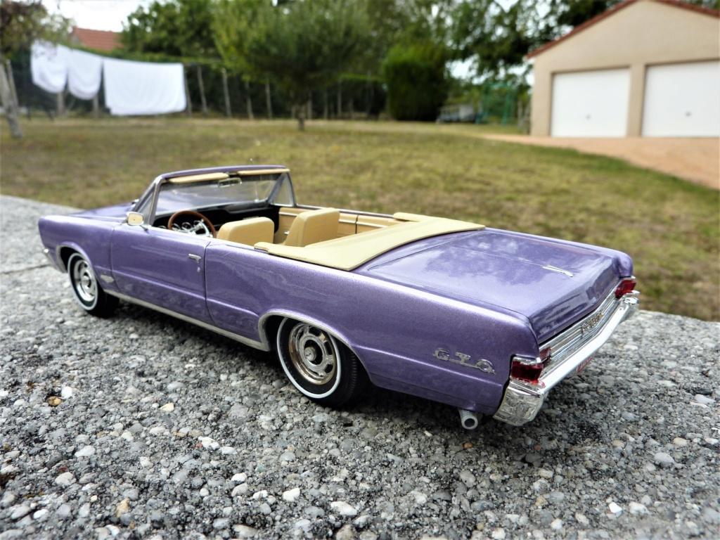 Pontiac gto 65 réstaurée  Photo623