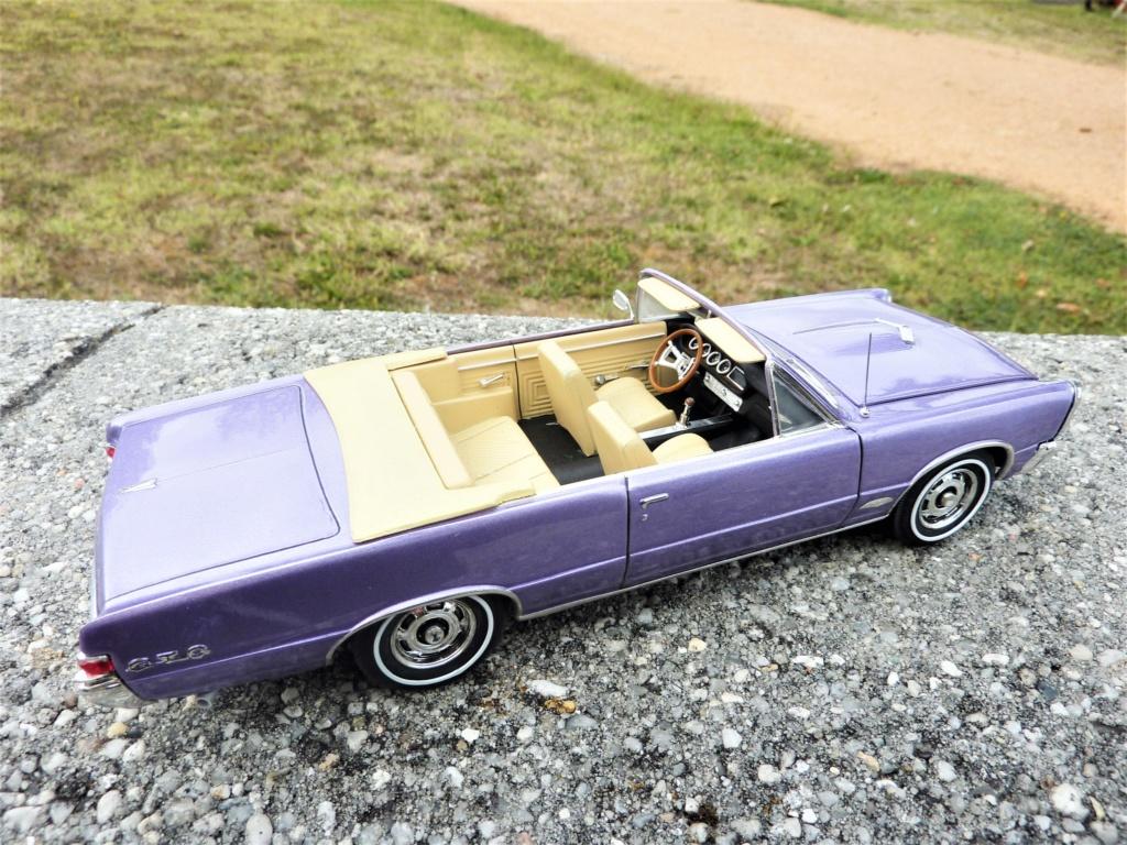 Pontiac gto 65 réstaurée  Photo624