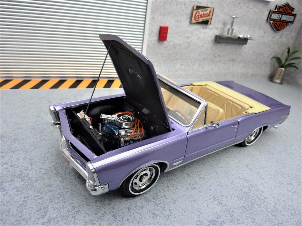 Pontiac gto 65 réstaurée  Photo625