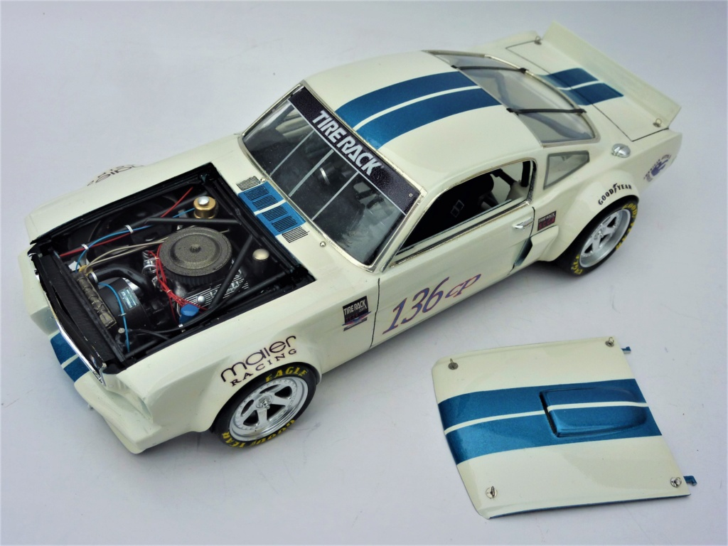 Mustang gt 350 scca [TERMINE] - Page 8 Photo650