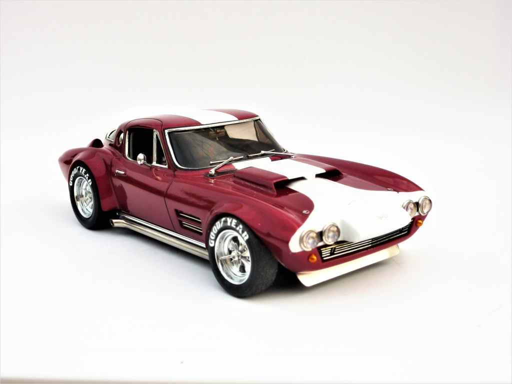 """Corvette Grand sport """"replica""""  Photos60"""