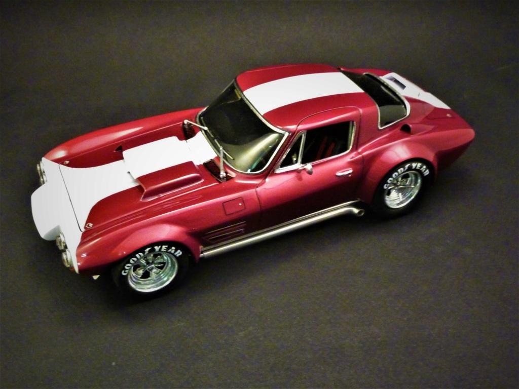 """Corvette Grand sport """"replica""""  Photos75"""