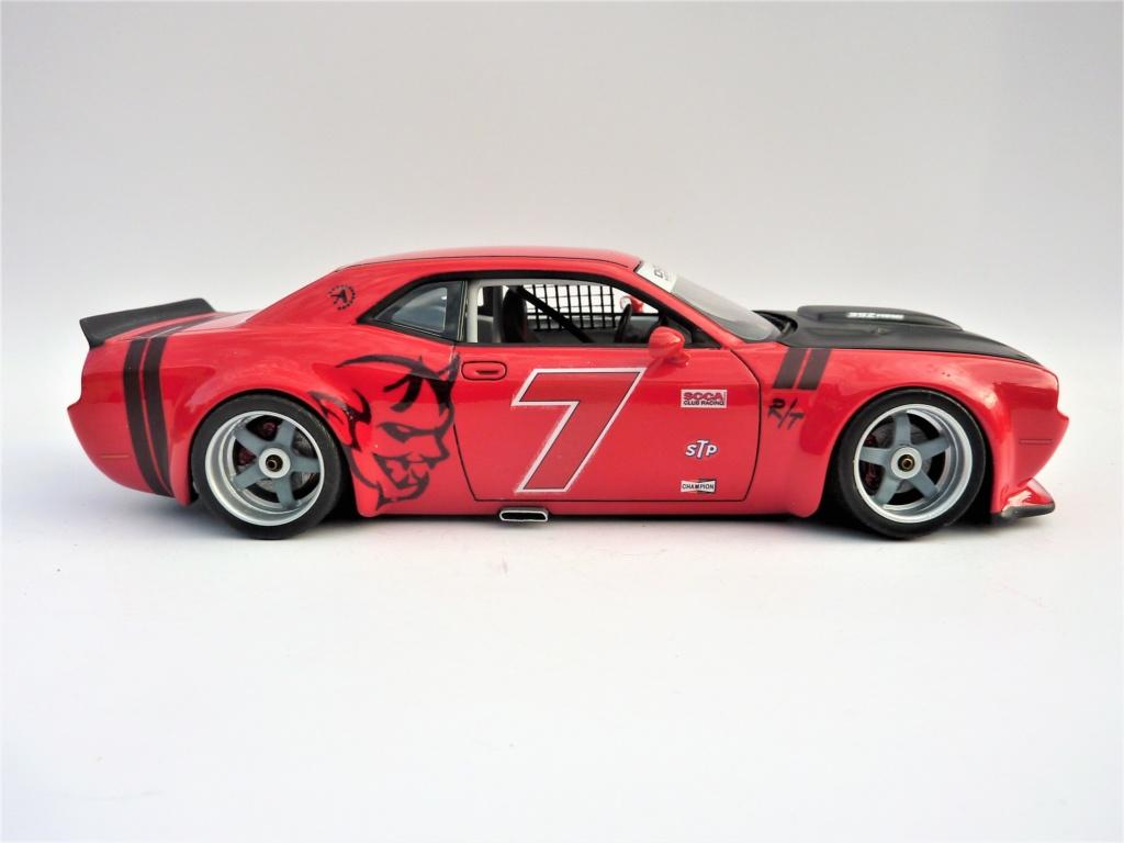Dodge Challenger 2013 racing terminée  Photos91