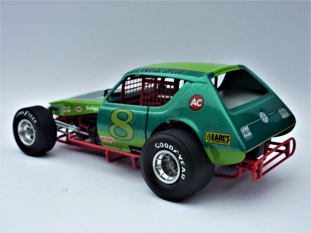 Sprint car Gremlin  Restau10