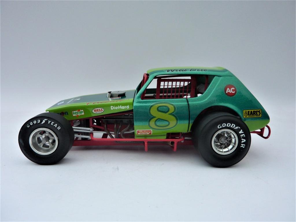 Sprint car Gremlin  Restau11