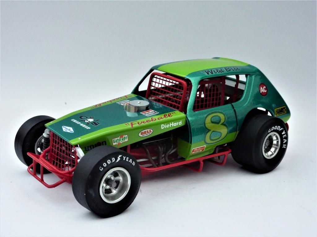 Sprint car Gremlin  Restau12