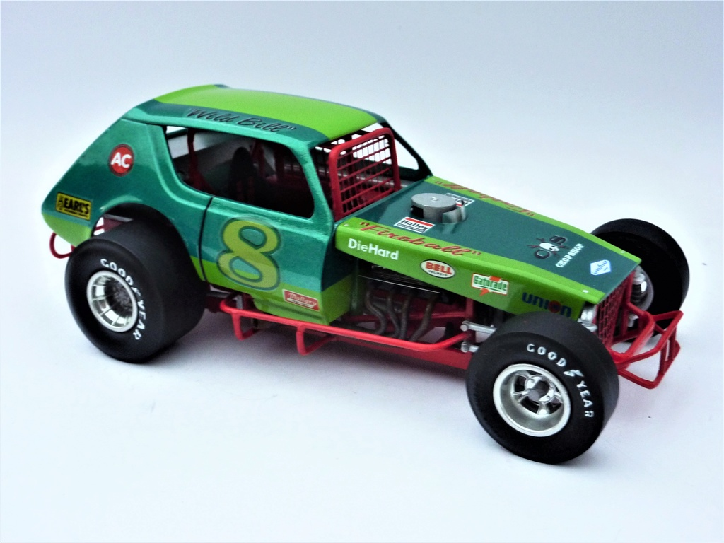 Sprint car Gremlin  Restau16