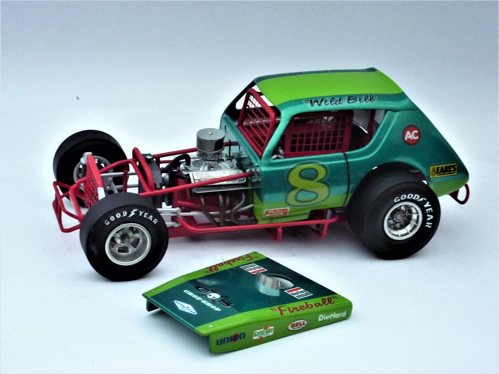 Sprint car Gremlin  Restau17