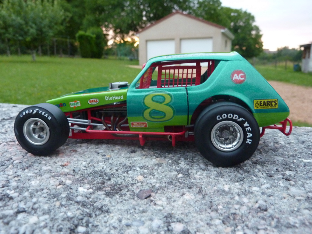 Sprint car Gremlin  Restau19