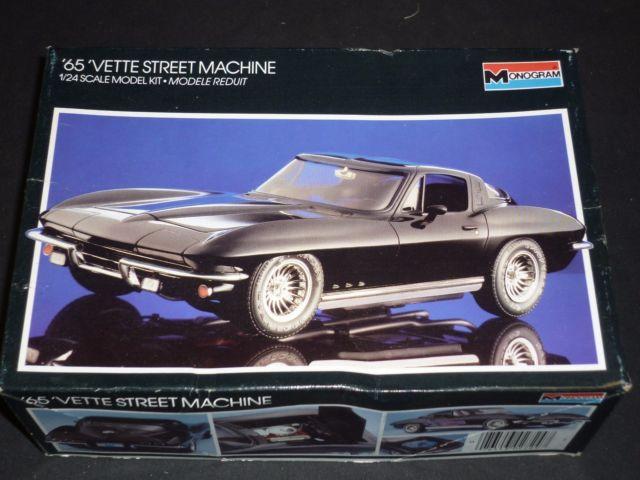 restauration complete Corvette Grand Sport  réplica  S-l64010