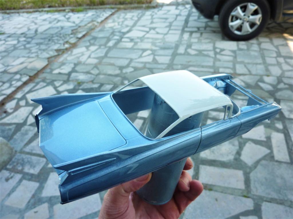 Cadillac 59 terminée Vernis39