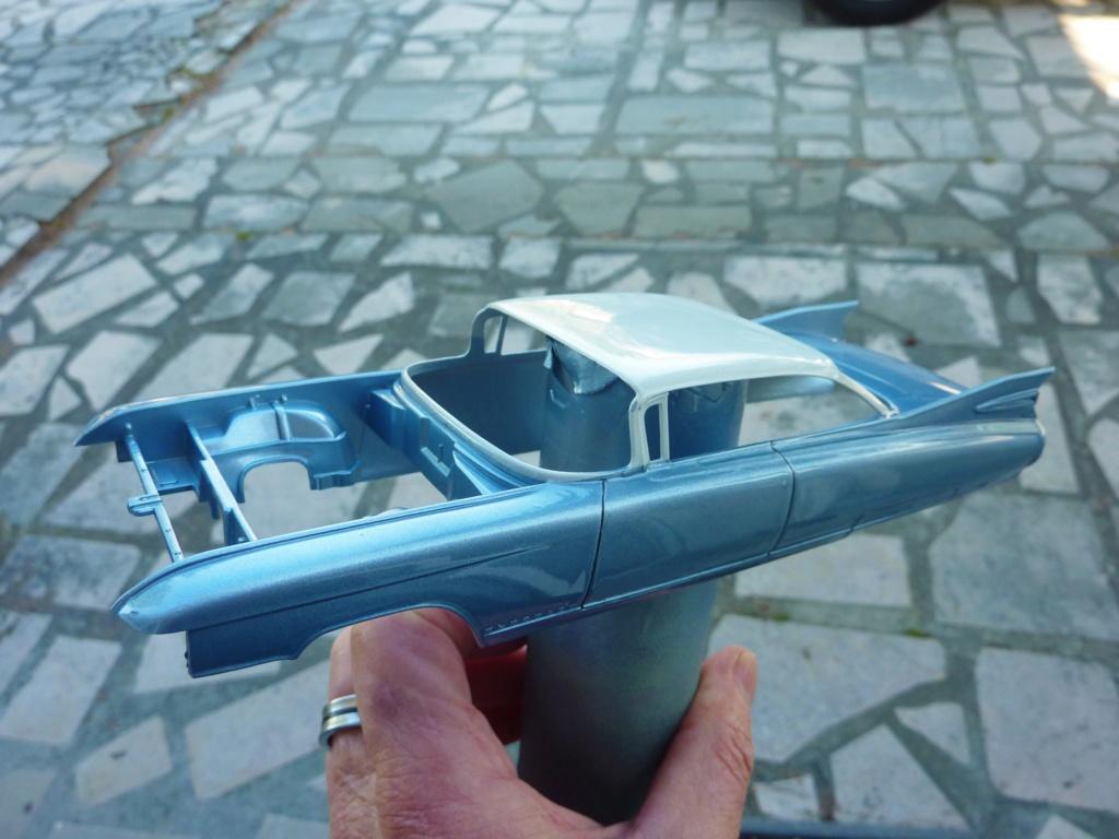 Cadillac 59 terminée Vernis42