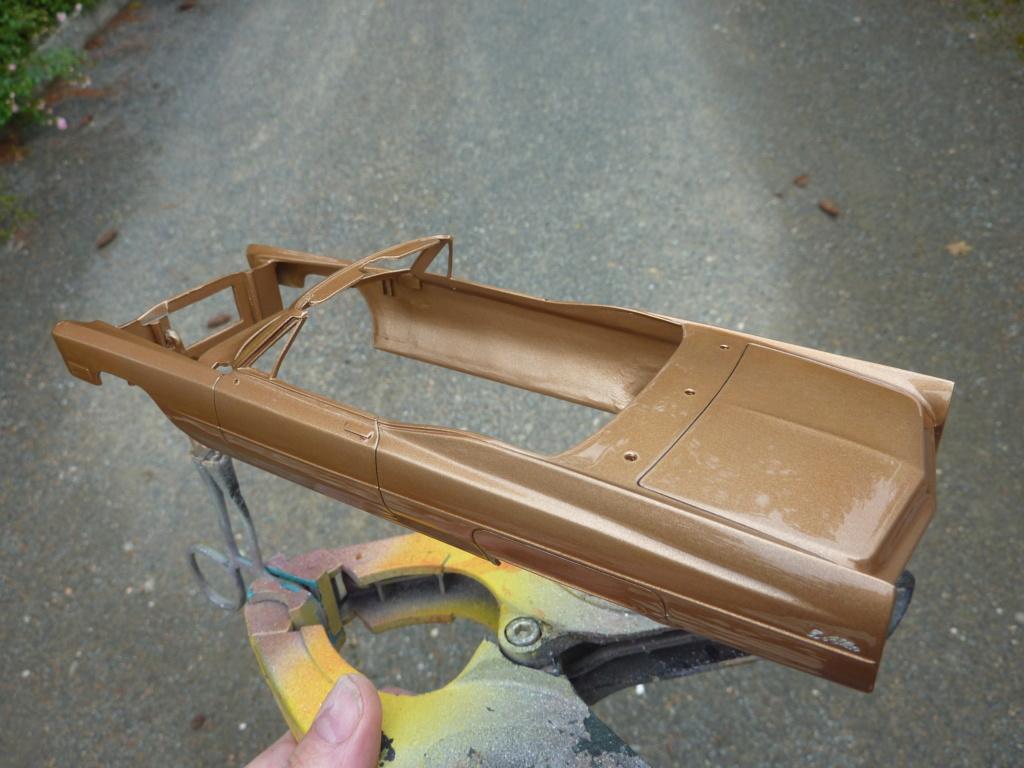 restauration complete Cadillac 68 Johan terminée Vernis64