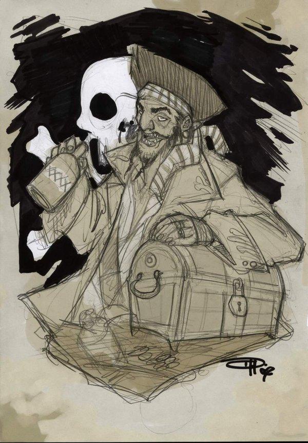 Un dernier verre. Pirate10