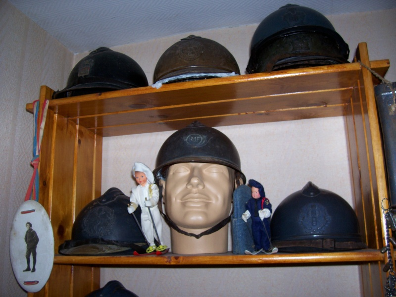 MA COLLECTION... - Page 2 Casque11
