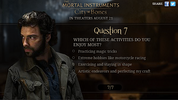 The Mortal Instruments  Aidan_10