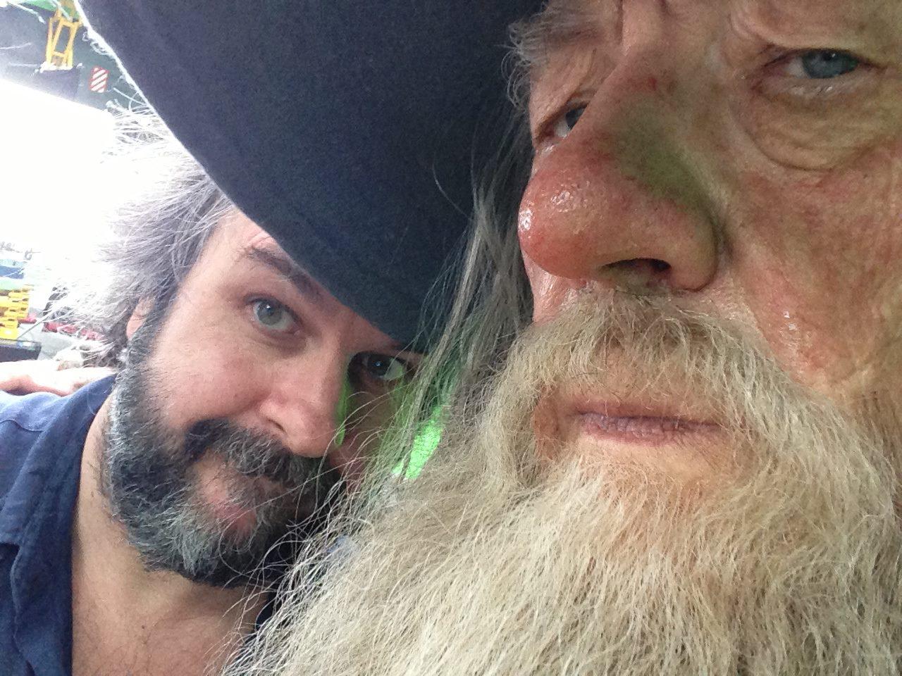 Le Seigneur des Anneaux / The Hobbit #3 Peter_10