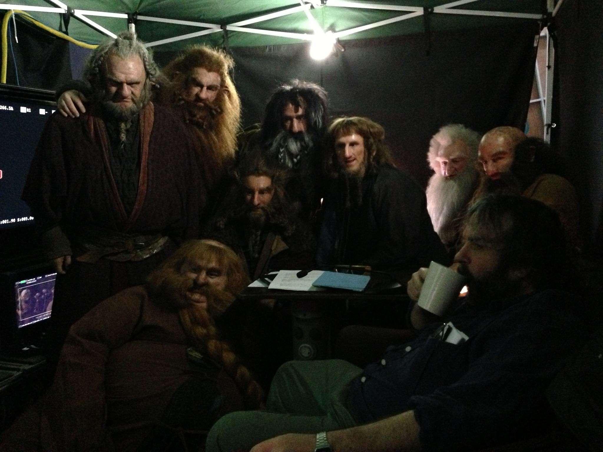 Le Seigneur des Anneaux / The Hobbit #3 Peter_13