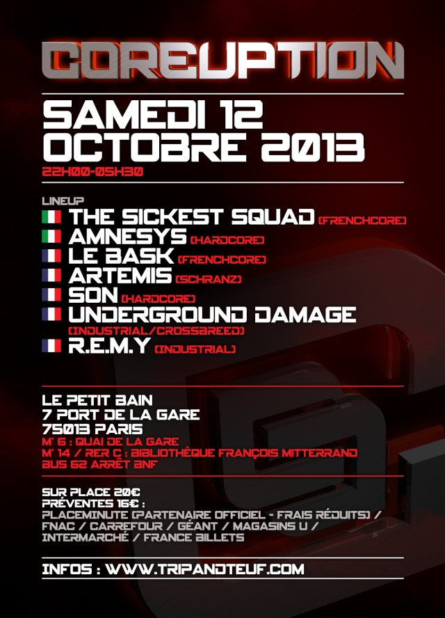 [ COREUPTION - 12 Octobre 2013 - Le Petit Bain - Paris - FR ] - Page 2 Flyer-20