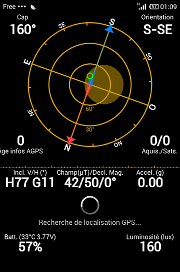 [RESOLU] PANIC ! Plus aucun satellite détecté !! GPS OUT ? Screen11