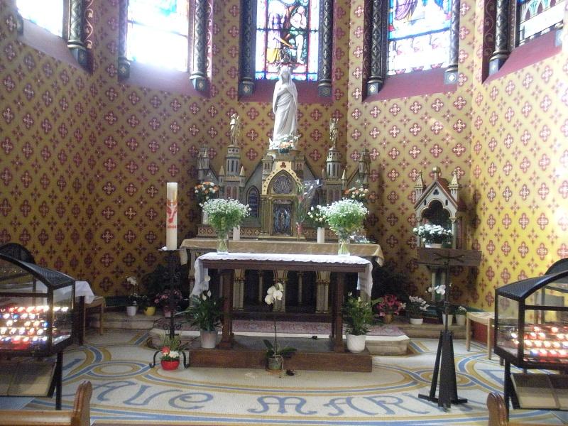 La Basilique Notre Dame de Genève lieu cosmo-tellurique 01710