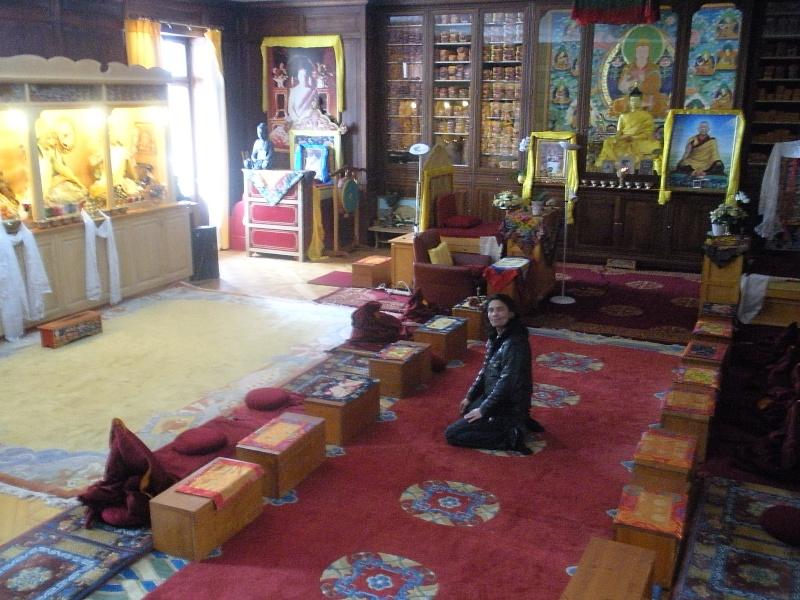 Le monastère Rabten Choeling, Suisse. 20010