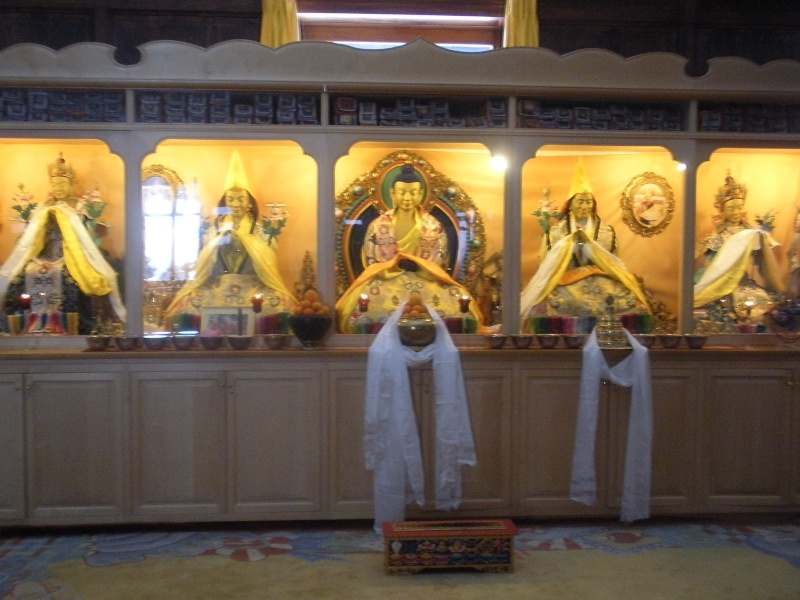 Le monastère Rabten Choeling, Suisse. 20410