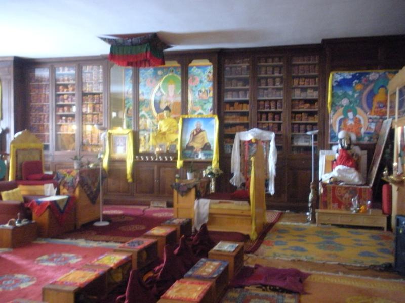 Le monastère Rabten Choeling, Suisse. 21510