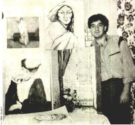 Luis Antonio Gasparetto, peintre spirite Cercle19