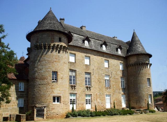 Château de Lacapelle-Marival Dscf9210