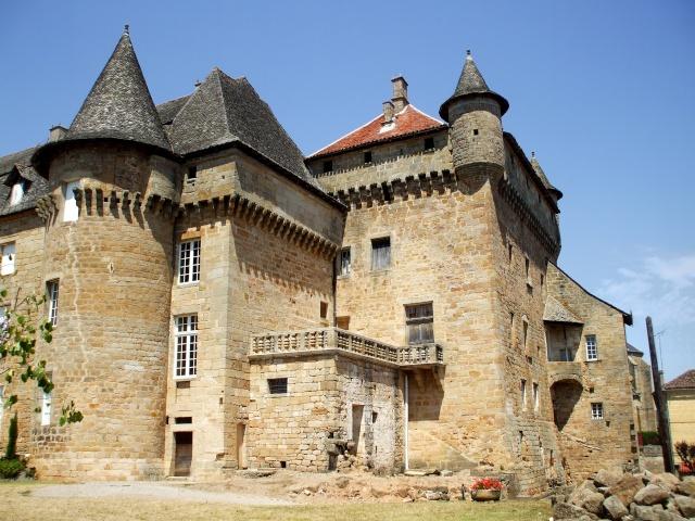 Château de Lacapelle-Marival Dscf9211