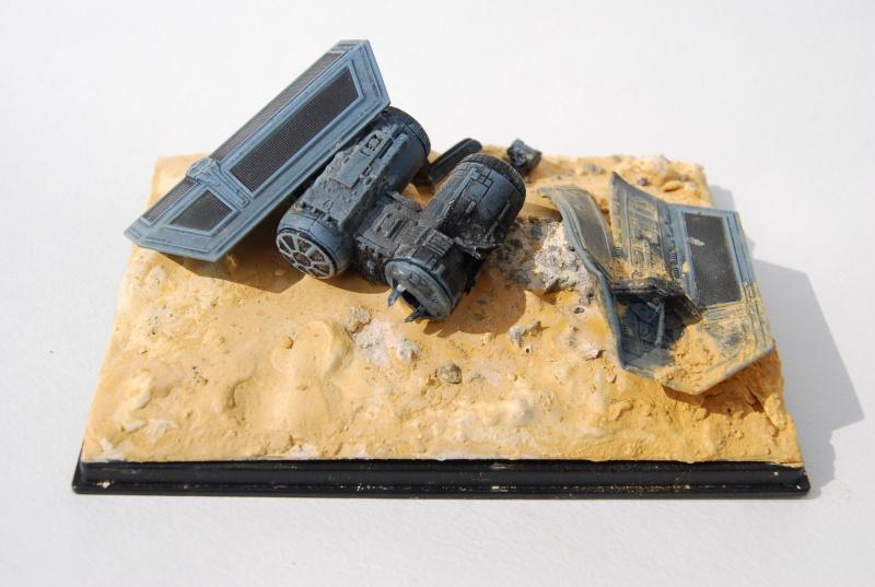 Mini diorama véhicules - Page 10 Bomber11