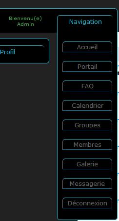 [PHPBB2] Menu déroulant et Profil Rechercher et Nouveau M.P séparé 710