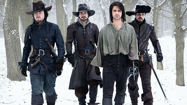 The Musketeers BBC saison 1 3mousq10
