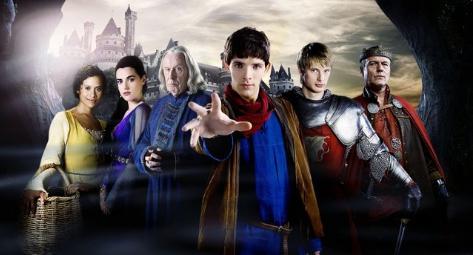 Arthur and Co. sur le petit écran Merlin11