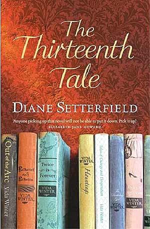 Diane Setterfield - Le treizième conte : le livre et sa future adaptation Setter10