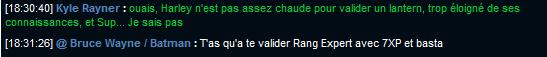 Kyle Rayner, Green Lantern Valida10