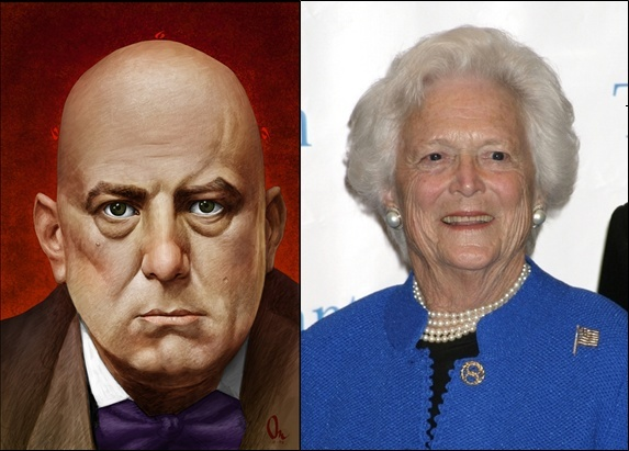 BARBARA BUSH Y ALEISTER CROWLEY Acbb10