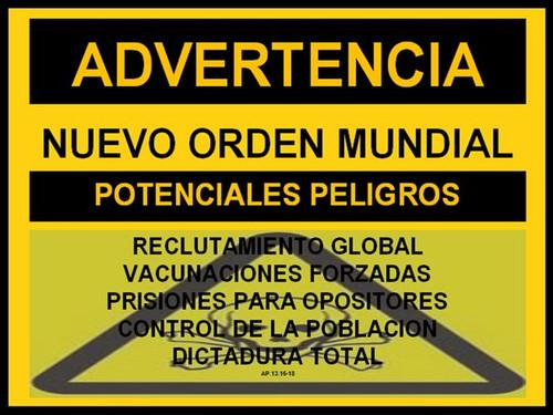 FRASES Y COMENTARIOS S/EL NUEVO ORDEN MUNDIAL Frases14