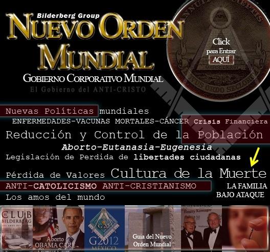 FRASES Y COMENTARIOS S/EL NUEVO ORDEN MUNDIAL Oba11