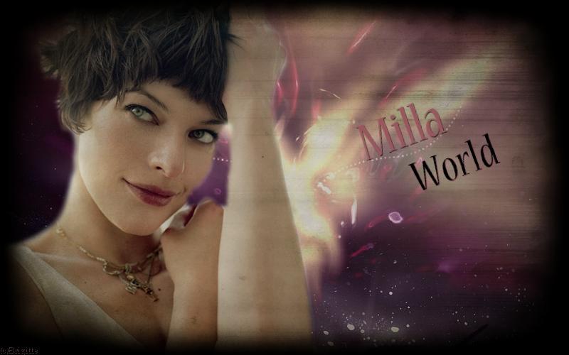 Milla - World