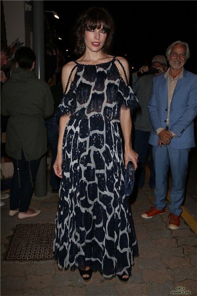 Milla Jovovich Pic10