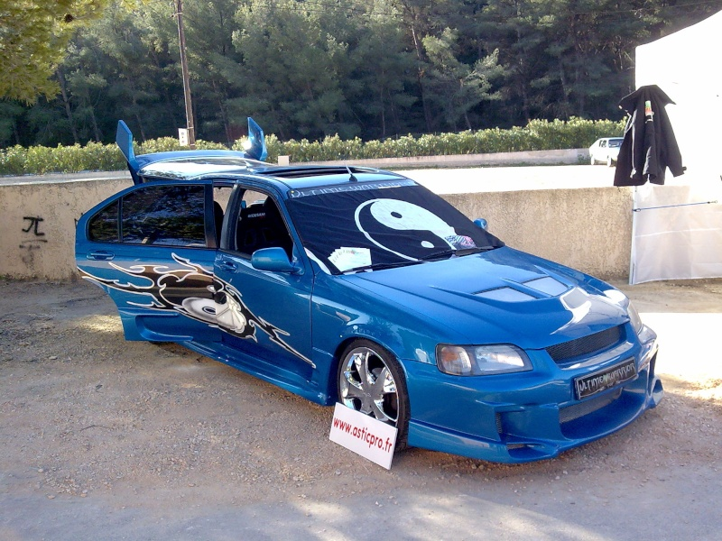 Angel Tuning Show a Marseille Photo010