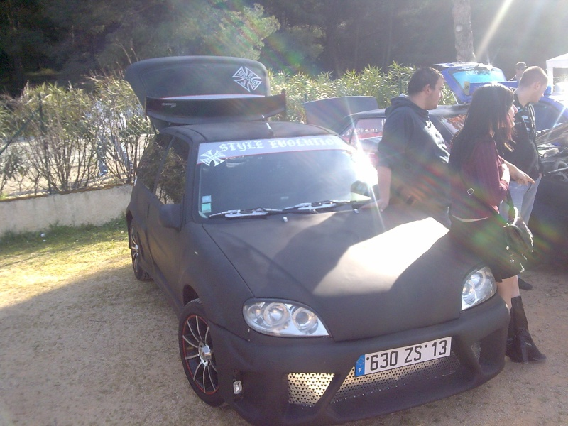 Angel Tuning Show a Marseille Photo127