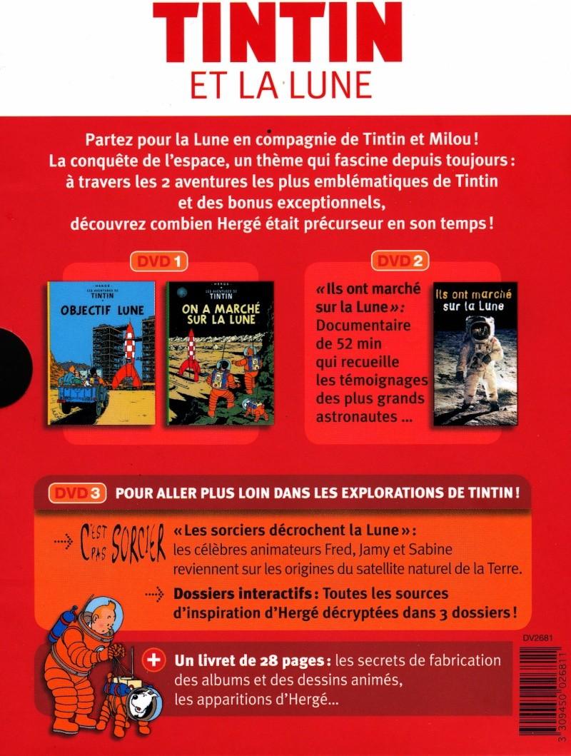 DVD Tintin et la Lune Img10