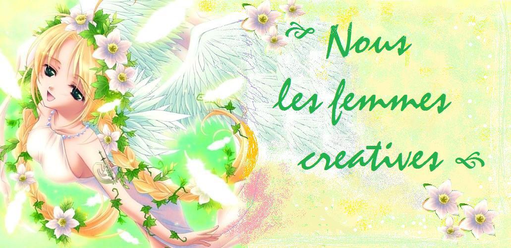 Nous les Femmes Créatives