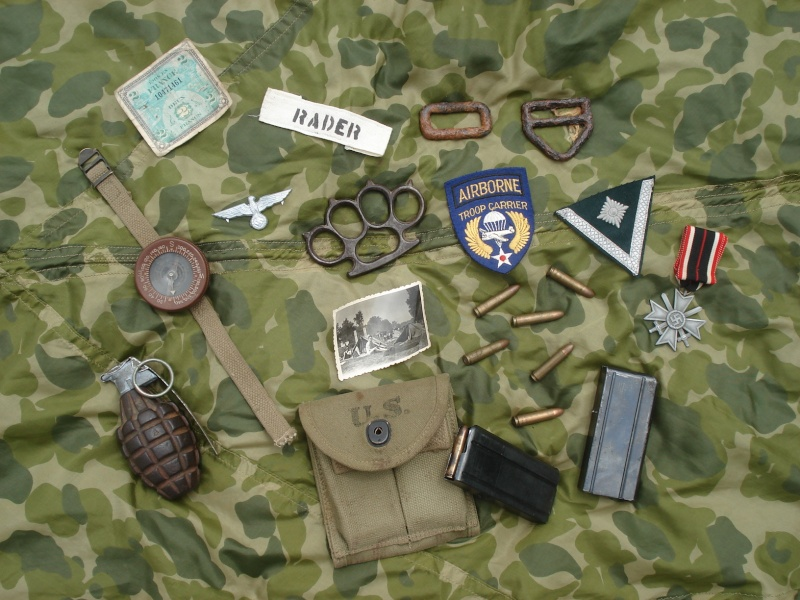 Collections Airborne US, WWII. Photo_21